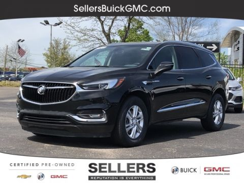 Certified Pre-Owned 2018 Buick Enclave Essence