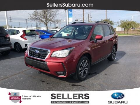 Certified Pre Owned 2017 Subaru Forester 2 0xt Premium Awd