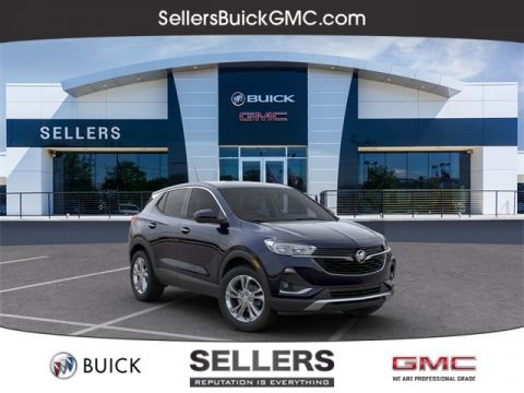 New 2020 Buick Encore GX Preferred